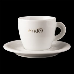 Set Tazze Cappuccino Caffè Emidea( 6 tazze + 6 piattini)